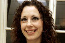 Heather Gilchrist of Fraser Suites Edinburgh - Hotel PR photography