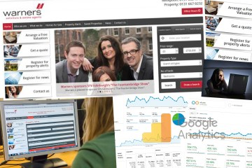 Digital PR case study for Wareners solicitors and estate agents