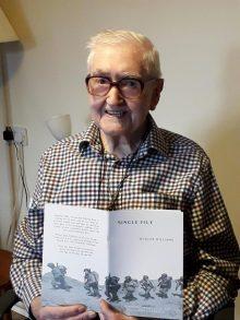 Single File, WW2 memoir by Bield's Bill Glen   social care PR
