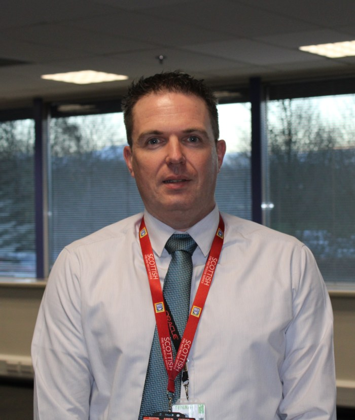 Ex-Fire Fighter Gary Wood has joined the Scottish Business Resilience Centre (SBRC) as a Senior Business Resilience Officer. Story by Scottish PR agency, Holyrood PR