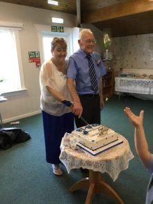 Bield tenants get married at Dundee development | Charity PR