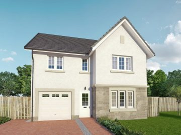 Property PR captures the outside view of a Blackadder in North Berwick