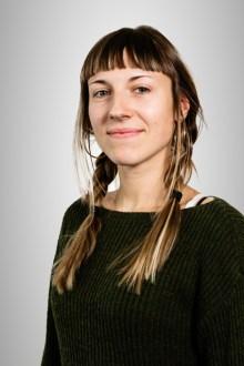 PR photograph of Bernadeta Venckute, an intern at an Edinburgh PR agency, Holyrood PR. Bernadeta shares all about her Edinburgh PR agency experience.