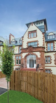 Henderson House, Marine Rise, Gullane. CALA Homes East. Property PR Edinburgh