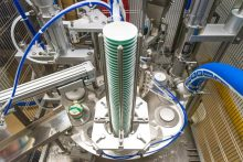 Food and Drink PR photo of Mackie's new Rotary Filler