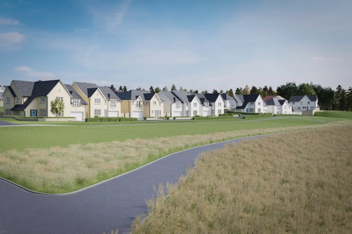 CALA Homes (East) has a selection of developments around Midlothian. Property PR in action.