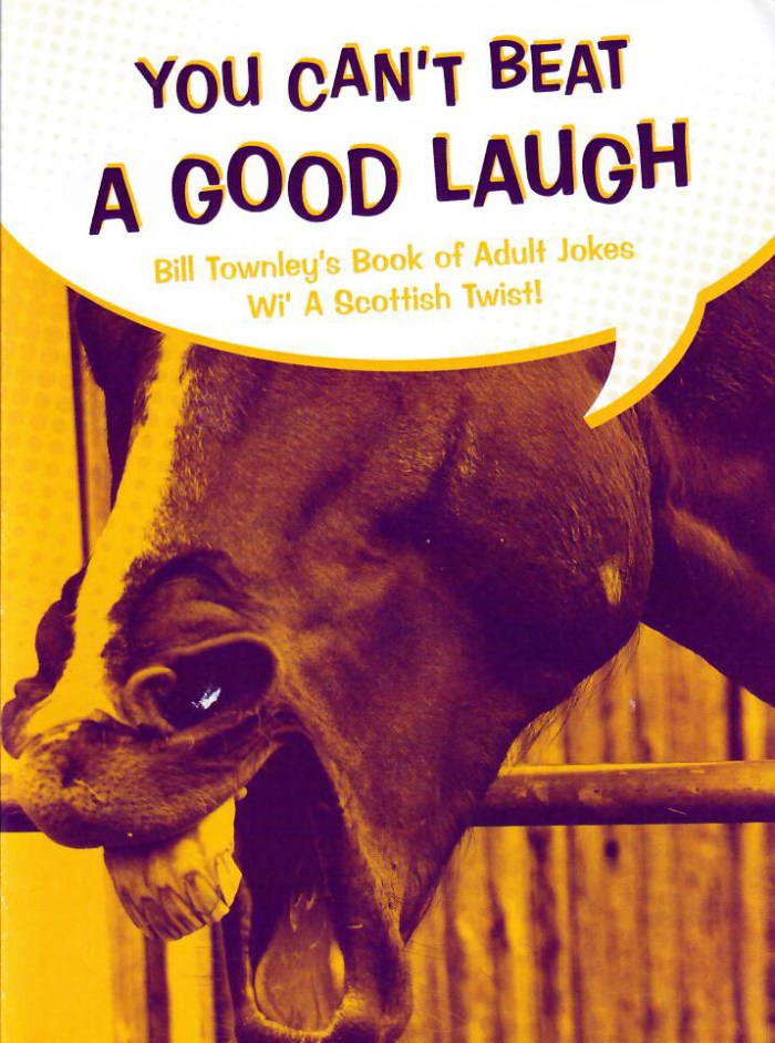 Bield tenant pens charity joke book | Charity PR