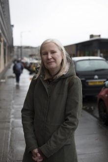 PR photograph of Anne Marie as part of Humans of the Walk campaign