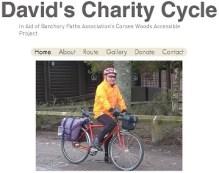 Aberdeenshire man on path to volunteer award - Charity PR