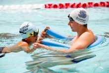 Swim Star Makes Waves in Perth | PR Photography
