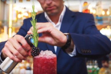 Food and drink PR showreel
