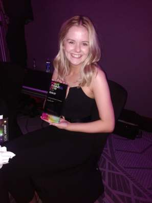 Senior Account Executive Catriona Quinn from the award winning Holyrood PR agency