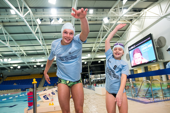 East Lothian to race swimming champion Duncan Scott | Public Sector PR