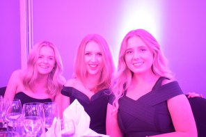 Holyrood PR staff at CIPR PRide Awards 2019