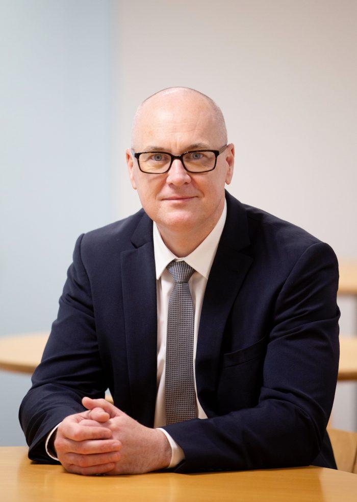Scottish PR photograph of David MacCrimmon, SBRC's Serious Organised Crime and Counter Terrorism Lead