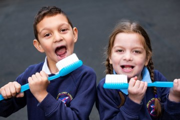 Scottish Water is Crowning Glory for Teeth | Public Sector PR
