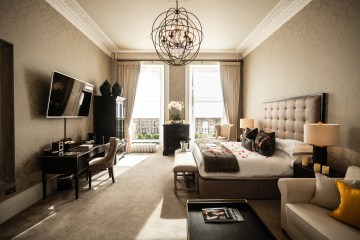 Luxury City hotel named as Edinburgh's most romantic hotel | Hotel PR