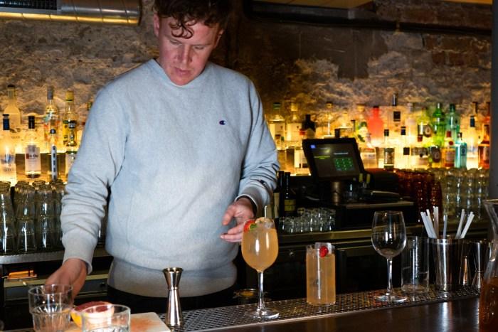 Scottish Water Creates Christmas Mocktail