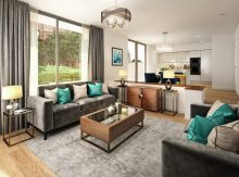 Property PR image shows new one bedroom apartment launched at The Crescent by CALA Homes East