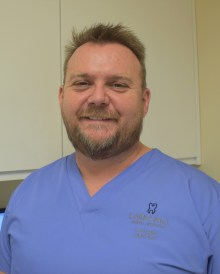 Dental PR image of Callum Graham