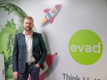 PR Photograph of Mark Hill, Chief Executive at EVAD