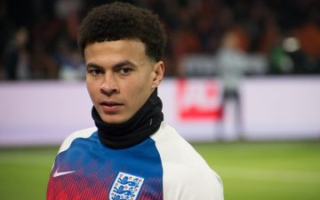 Dele Alli image to illustrate blog-post sign off | Scottish PR agency