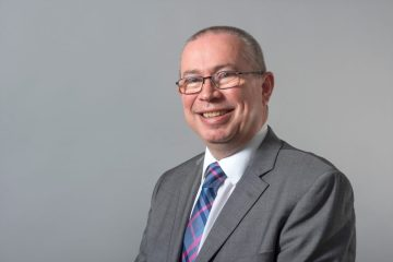 Headshot image of Scott Mitchell, Managing Director of Surgeons Quarter