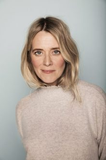 PR photography of Edith Bowman