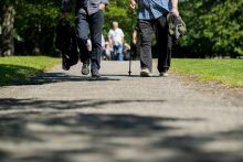 Taking steps to mental and physical wellbeing | Charity PR