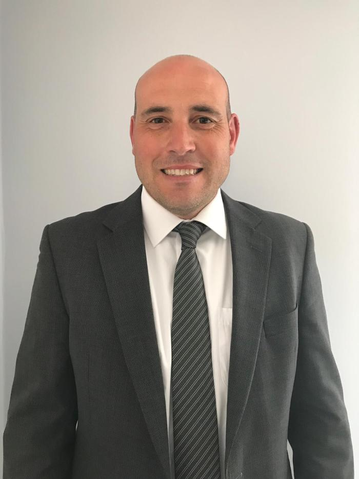 Legal PR Photograph of Mark Sabey, Legal Director of Real Estate at top Scottish legal firm, Gilson Gray