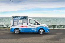Mackie's of Scotland and Nissan create zero-emission ice cream van in Food and Drink PR revelation