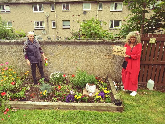 Tenants prove you're never too old to pick up a new hobby - Chairty PR