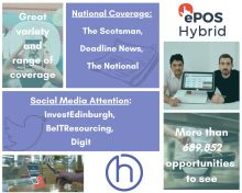 Tech PR experts help ePOS Hybrid to launch social distancing solution