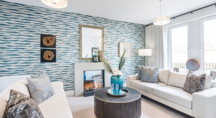 Property PR photography interior shot Marine Rise, Gullane CALA Homes East