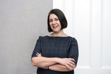 Legal PR photography headshot of Jill Andrews, one of Scotland's foremost real estate lawyers, has joined Edinburgh residential property specialist Simpson & Marwick, part of the ambitious professional services firm Aberdeins.