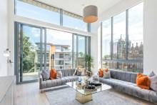 Property PR photography Plot 41 Duplex interior, The Crescent CALA Homes (East)