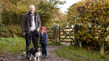 Charity urges families to walk to help beat winter blues - Charity PR