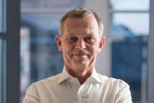 property PR photo of Richard Loudon, Chairman of Simpson & Marwick