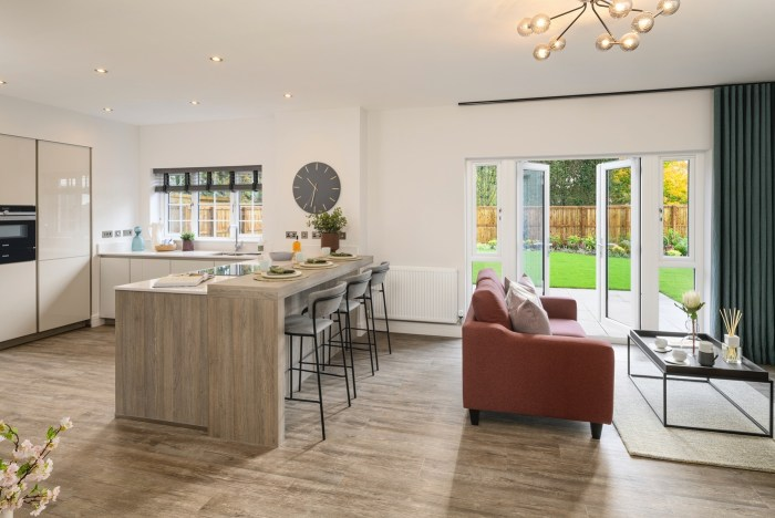 Property PR photography, The Roxburgh by CALA Homes (East).