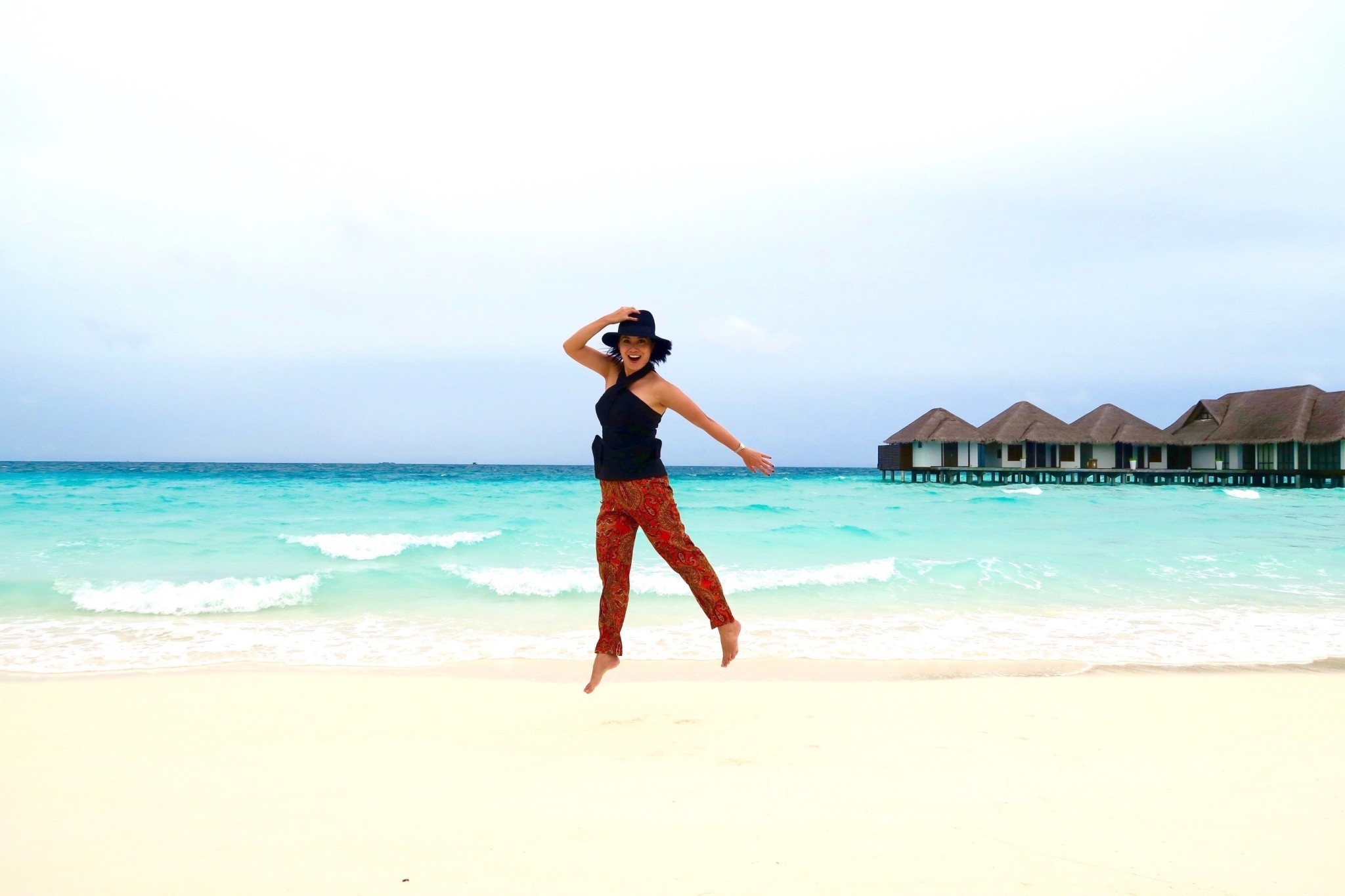 Resort Review Taking The Weather With Me To Velassaru Maldives