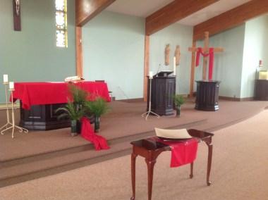 Holy Spirit Parish - St Matthew's
