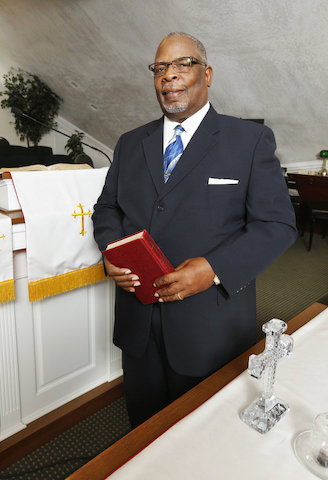 Dr. Frank R. McClarty, Pastor
