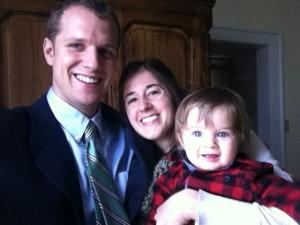 Caleb, Lynnae & Elias Douglas -- Christmas 2014