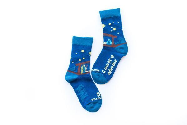 Nativity Socks