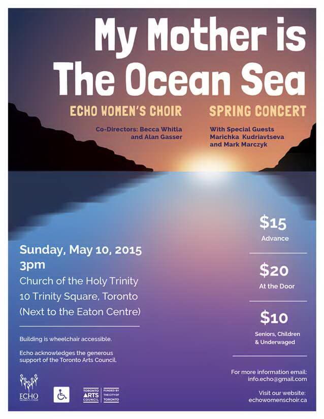 Echo-Poster
