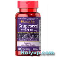 Grapeseed OPC葡萄籽精華素 100粒哪裡買?活力UP網-美國瘦身減肥保健食品