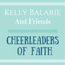 Cheerleaders for faith