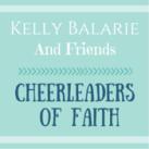Cheerleaders for faith