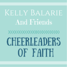 Cheerleaders for faith #RaRaLinkUp