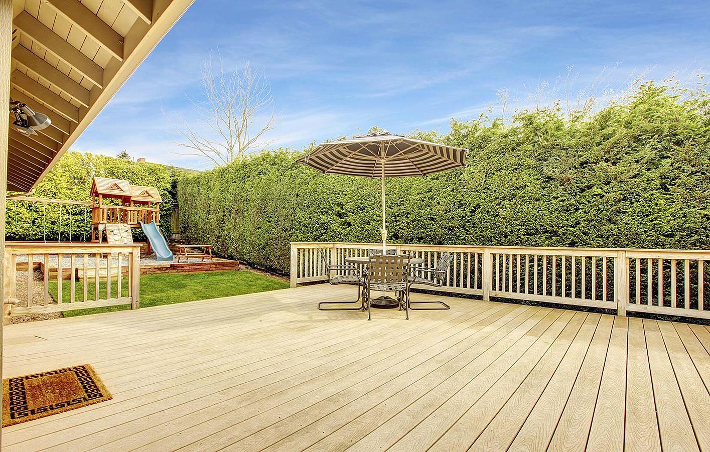 terrasse holz lasur entfernen » terrassenholz, Moderne